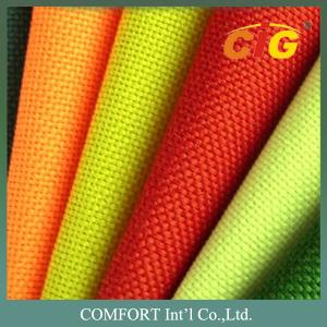 China 100 Polyester Home Textile Products Colorful Waterproof Oxford Fabric For Outside on sale