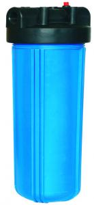 China High Temperature 20 Big Blue Water Filter Housing on sale