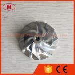 T04B 45.75/69.96mm 6+6 blades 409179-0029 6137-82-8200 Turbo Aluminum 2024 /Billet/milling compressor wheel