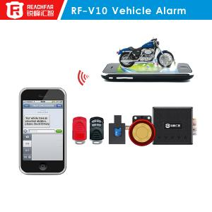 China motorcycle gps tracker with online gprs web based software on sale