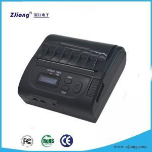 LCD Display 3 Inch POS Mini Bluetooth Portable Printer Android