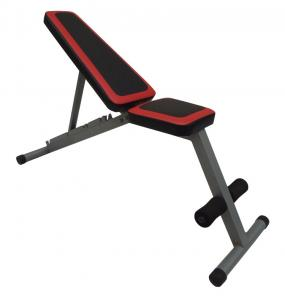 China SIT UP AB BENCH HOME GYM EXERCISE EQUIPMENT WORKOUT FOLDING SITUP on sale