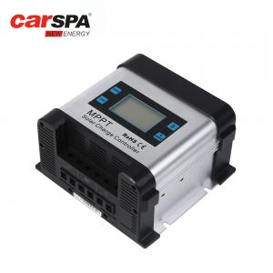 China Durable 10a Mppt Charge Controller 24V Working Voltage House Use on sale