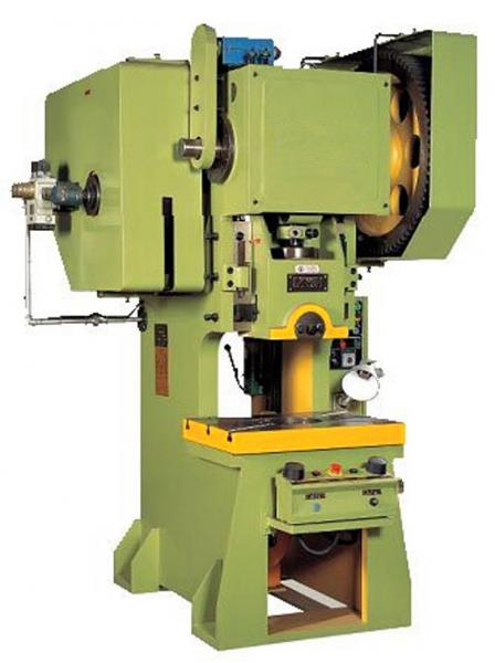 High-Speed Mechanical Punch Press , 25ton / 40ton / 80ton