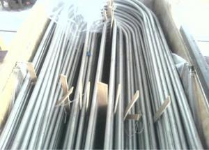 China TP 304 / 304L Seamless Bending Stainless Steel Tubing ASTM A688 / 688M For Heater Exchanger on sale
