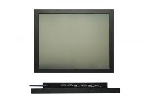 China Square Industrial Touch Panel PC High Strength Cold Rolled Steel Material on sale