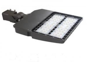 China Shockproof 100W Outdoor LED Lighting , 140 * 70 Degree LED Outdoor Parking Lot Lights on sale