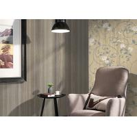 China Plain Color 1.06m Korean Wallpaper / Modern House Wallpaper Removable on sale