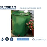 FUUSHAN Collapsible Rain Barrel With PVC tarpaulin quick fold and easy stock