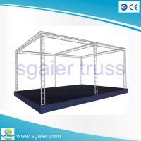 Aluminum exhibition truss trade show truss 10feet*10feet