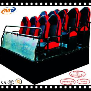 China High definition selected films 5D cinema equipment 7D interactive theater game machine on sale