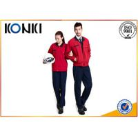 Durable Material Work Uniforms Long Sleeve Different colors Suit for Adults