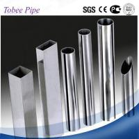 China Tobee ? Chinese mirror polished 201stainless steel pipe in steel tube on sale