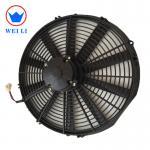 Bus Air Conditioning Condenser Fan Spal VA08-BP70/LL-23S, 24v DC A/C Condenser Fan Motor