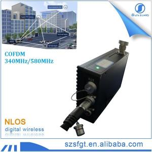China Bidirectional Wireless RJ45 VoIP Robust COFDM IP Mesh Network on sale
