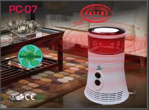 China 2-in-1 Ceramic heater with fan,360 degree heat on sale