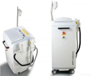 China Professional Hair Removal Laser With Yag+ipl+rf on sale