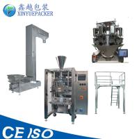 China High Accuracy Multihead Weigher Packing Machine / Potato Chip Packaging Machine on sale