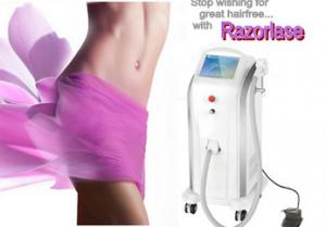 China Full Body Laser Hair Removal Machine , Permanent Hair Removal Machine 808nm Wavelength on sale