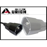 Standard Heavy Duty Home Appliance Power Cord Plug To Socket C13 C14
