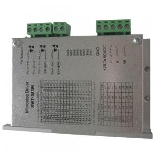 China Close Loop Three Phase Stepper Motor Driver Controller With Precise Current Control on sale