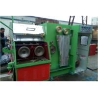 China JDT-14D medium  fine copper wire drawing machine with continous annealing-To help you work better on sale