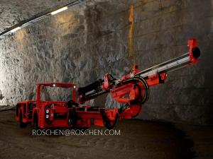 China Geotechnical Drilling Rig Machine Atlas Copco Underground Drill Rig Used for Underground Drilling on sale