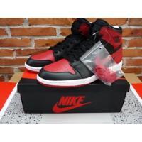 tradingspring.cn Authentic Air Jordan 1 retro black and red