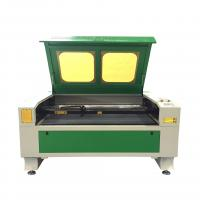 China 140x100cm Plastic Rubber Leather Acrylic Laser Cutting Machine High Efficiency on sale