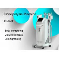 1800W 5 Treatment Handles Cryolipolysis Slimming Machine Bpdy Contouring Fat Removal