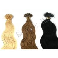 China Customized 100 Remy Pre Bonded Hair Extension Straight OEM ODM on sale