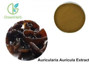 China Auricularia Auricula Extract Mushroom Polysaccharides Reducing Blood Sugar / Fat on sale