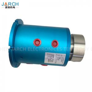 China Fluid Gas Oil Hydraulic Rotary Union Threaded Connection With Stainless Steel Material on sale