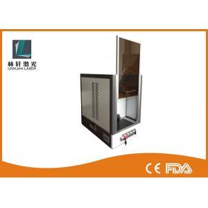 China Hot sale 10w 20w 30w 50w Fiber Laser Marking Machine For metal/plastic/stainless steel/jewelry on sale