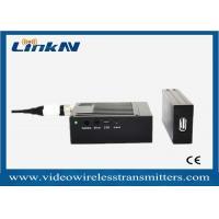 NLOS cofdm wireless video transmitter , wireless video sender security long range surveillance