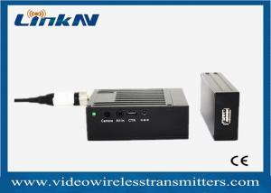China NLOS cofdm wireless video transmitter , wireless video sender security long range surveillance on sale