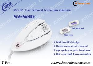 China Personal Mini  IPL Hair Removal Machines For Hair Removal / Skin Rejuvenation on sale