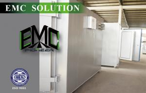 China Electronic Modular EMI / RF shielding room For Electronic Equipment on sale