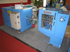 China Compact Structure Copper Wire Bunching Machine 2000L × 960W × 1100H Easy To Operate on sale