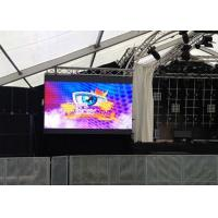 Led Video Display Panels , Indoor Led Video Wall Rental CE / ROHS