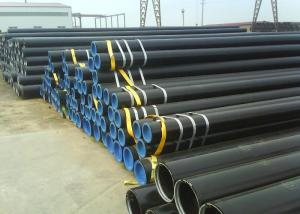 China Annealed Carbon Steel Tube ASTM A192 A192M  For High Pressure Boiler Tube on sale