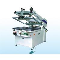 China High Precision Automatic Printing Machine , Electric Flat Screen Printing Machine on sale