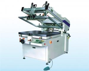 China High Precision Automatic Printing Machine , Electric Flat Screen Printing Machine on sale