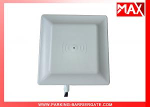 China Long Range UHF RFID Reader 1-6M  ISO18000-6C EPC G2 SGS Certification on sale