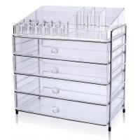 5 layers Acrylic Makeup Storage China Supplier