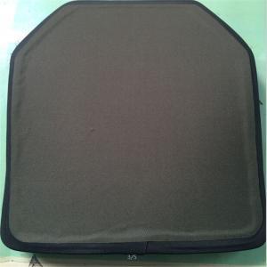 China NIJ IV Silicon carbide armor tiles for ballistic protection Silicon Carbide ballistic ceramic tile on sale