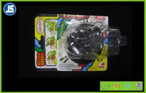 China Slide Toy Blister Packaging , Sticker Pringting PP Blister Package With Card For Toys on sale