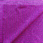 Heather Grey/Melange/Space Dye polyester spandex  stripe fabric