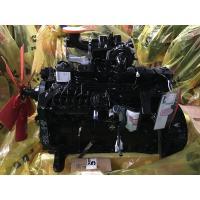 130HP 2200RPM Speed Diesel Cummins Engine 6BT , Industrial Diesel Motors