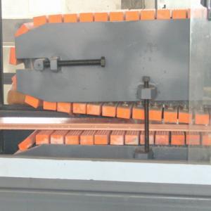 China Производственная линия профиля волокна WPC PP/PE деревянная для профиля паллета, пакуя профилей паллета, профилей дверной рамы on sale